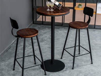 Restaurant U shape booths + Table + Chair